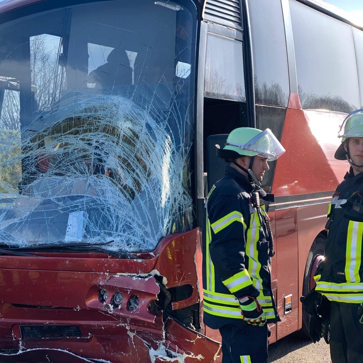 Unfall A45 Heute Morgen